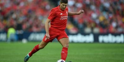 VIDEO. El legendario Steven Gerrard anunció su retiro; estos son sus mejores goles