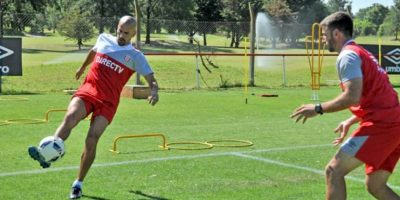 Foto:Juan Sebastián Verón cumplió su promesa y volverá a las canchas a los 41 años para jugar la Copa Libertadores