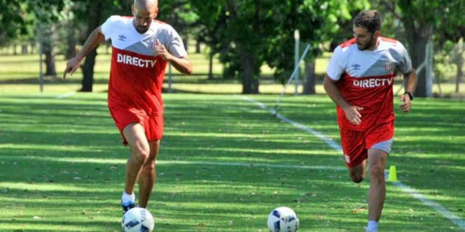 Sitio web Estudiantes de La Plata Foto:Juan Sebastián Verón cumplió su promesa y volverá a las canchas a los 41 años para jugar la Copa Libertadores
