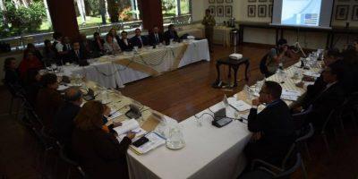 La Cancillería reúne a 15 cónsules para definir acciones migratorias