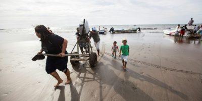 Un sismo de 7,0 grados sacude las costas del Pacífico en Centroamérica