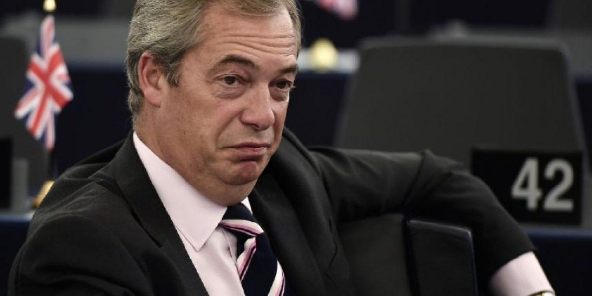 Nuevo intento del UKIP para sustituir a Nigel Farage