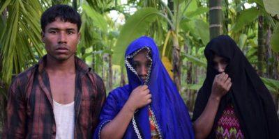 Violadas por el ejército birmano, dos hermanas rohingyas cuentan su martirio
