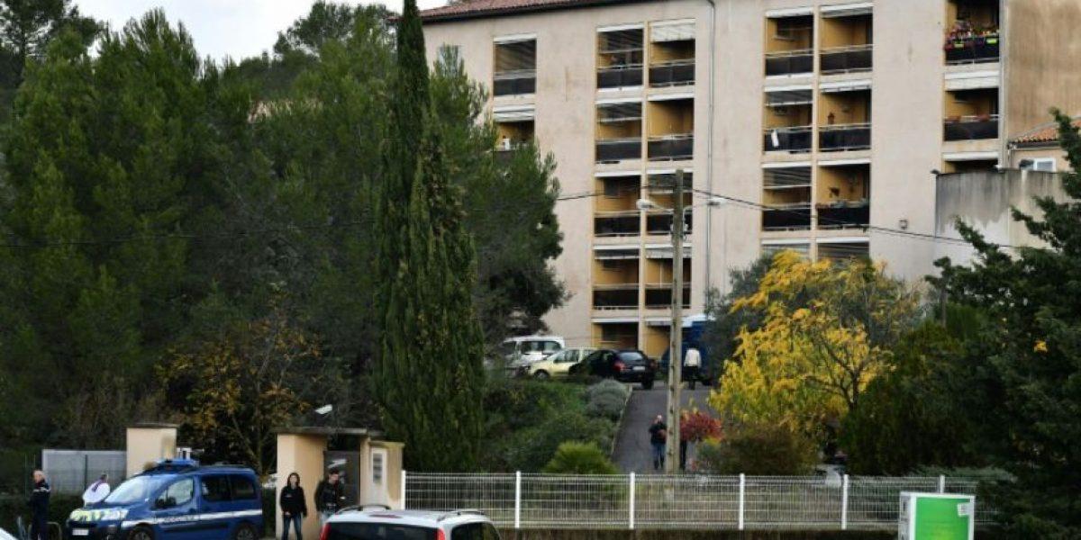 Detienen a un sospechoso del crimen en una residencia de ancianos en Francia