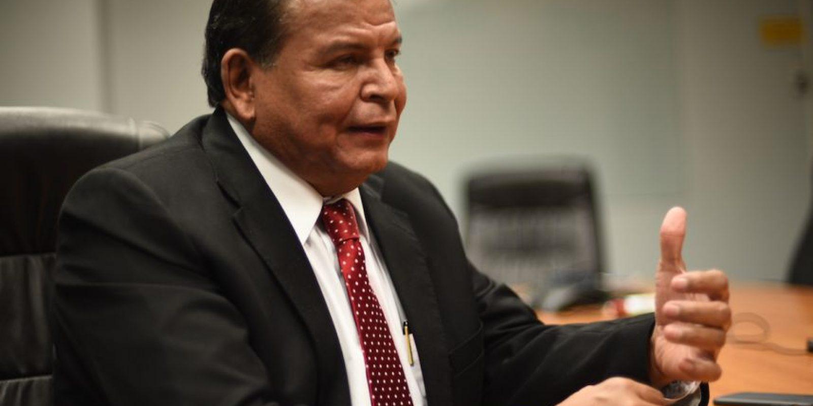 Edwin Oliva, gerente general de La Curacao Foto:Oliver de Ros