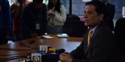 El doctor Juan Antonio Villeda Foto:MSPAS