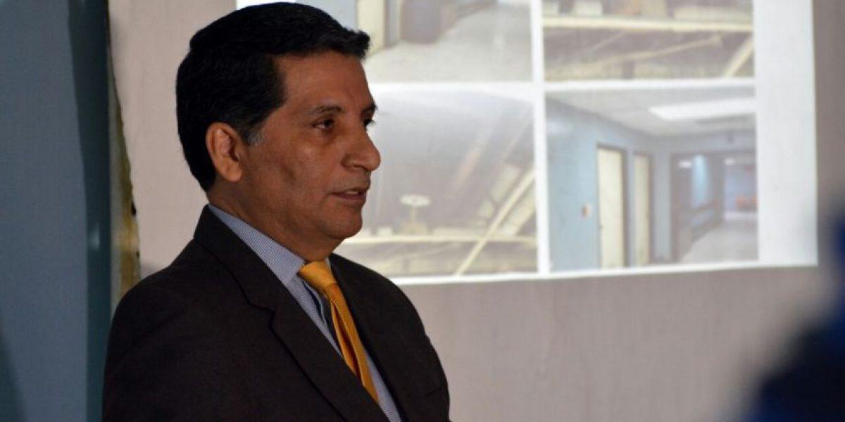 A un mes de dirigir el Hospital General, Juan Antonio Villeda detecta 35 anomalías, un círculo de poder y deficiencias en seguridad