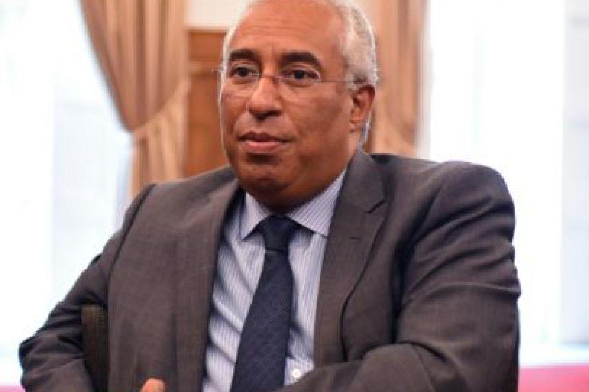 El primer ministro portugués, Antonio Costa, secretario general del Partido Socialista, recibe a la AFP para una entrevista el 13 de octubre de 2015 en Lisboa Foto:Francisco Leong/afp.com