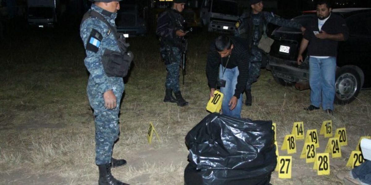 Finaliza el conteo de US$400 mil y la incautación de 29 kilos de cocaína