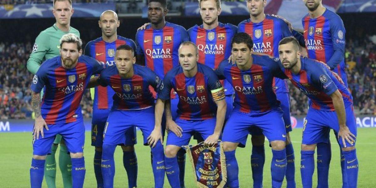 Estrella del Barcelona regresa de la lesión y se afina para el Clásico