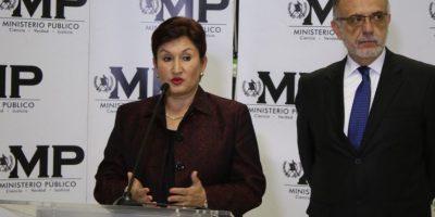 La fiscal general comparte pronunciamiento por el Día Internacional de la Eliminación de la Violencia contra la Mujer