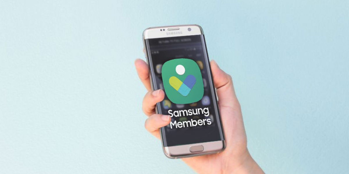 Únete a la Samsung Members App y disfruta de múltiples beneficios