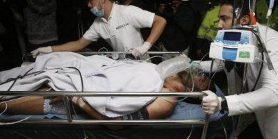 La solicitud especial que hizo el jugador Alan Ruschel al llegar al hospital