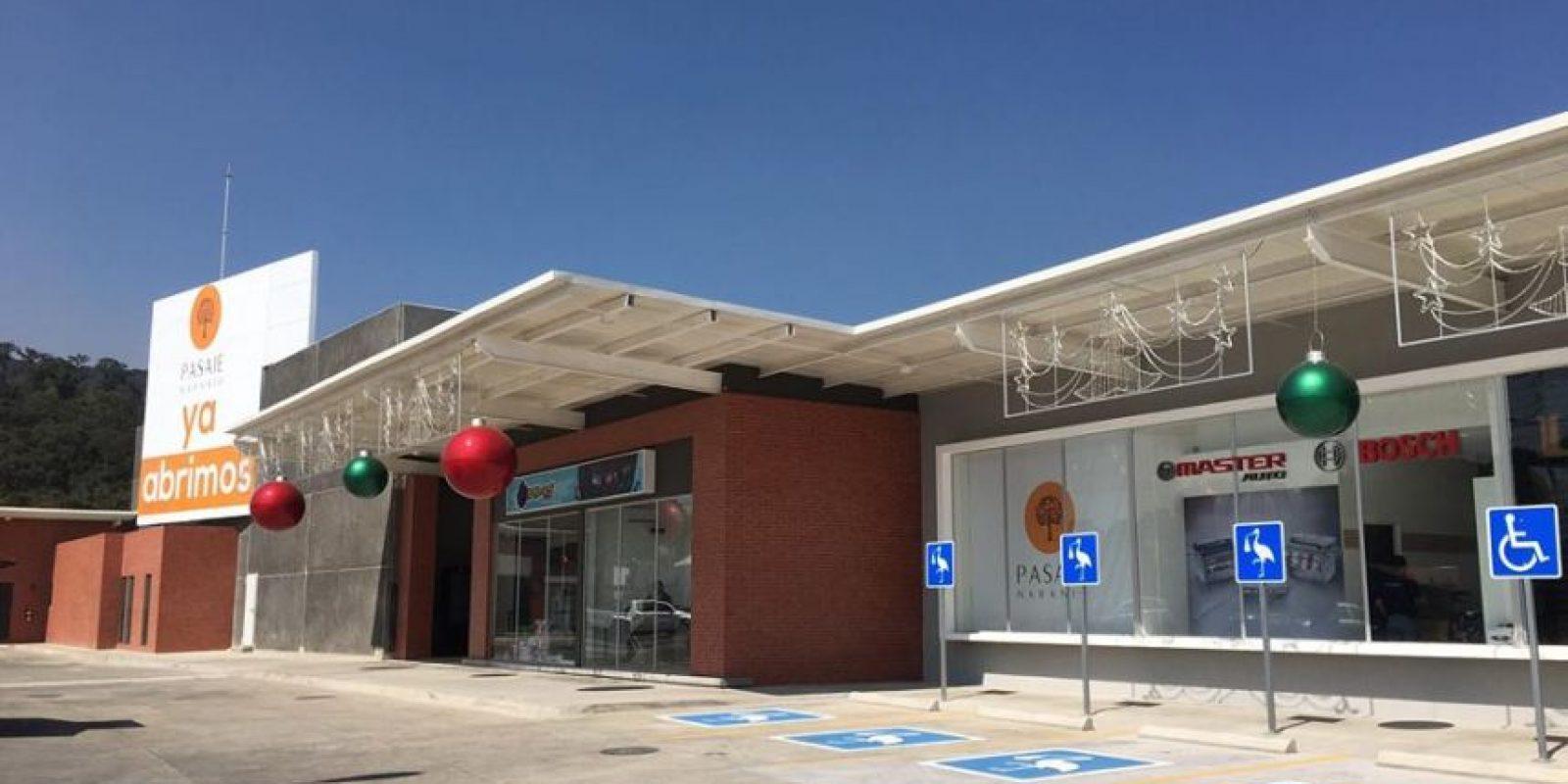Pasaje naranjo el nuevo centro comercial de conveniencia - Centro comercial de la moraleja ...