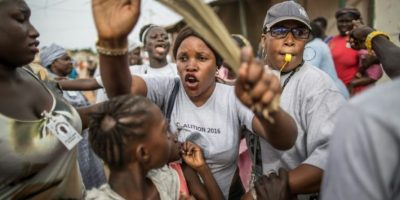 El presidente de Gambia, frente a un inesperado desafío en las urnas