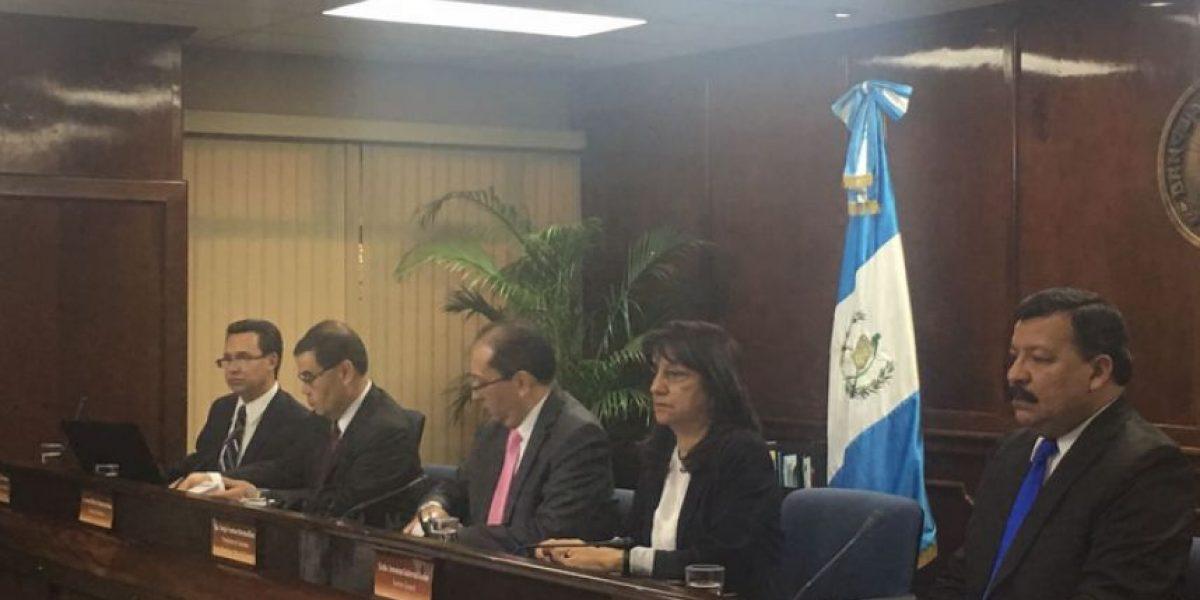 Banco de Guatemala prevé un crecimiento económico leve para este año