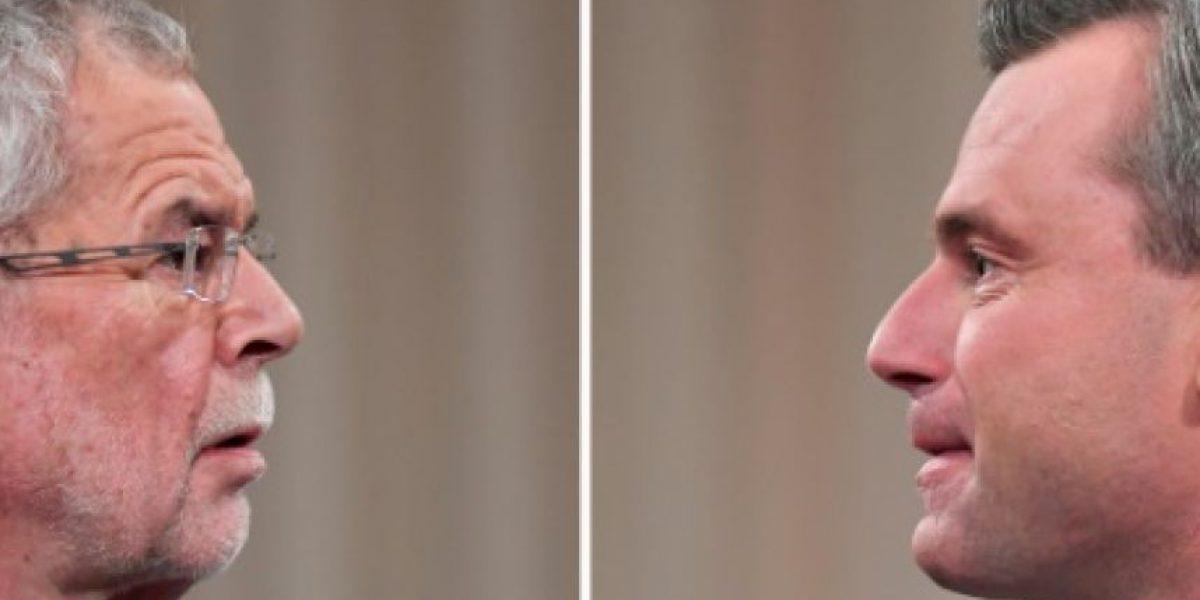 Dos candidatos opuestos para ocupar la presidencia de Austria