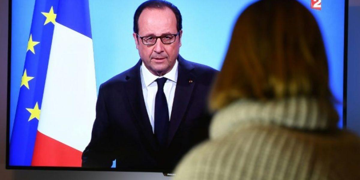 François Hollande, el presidente