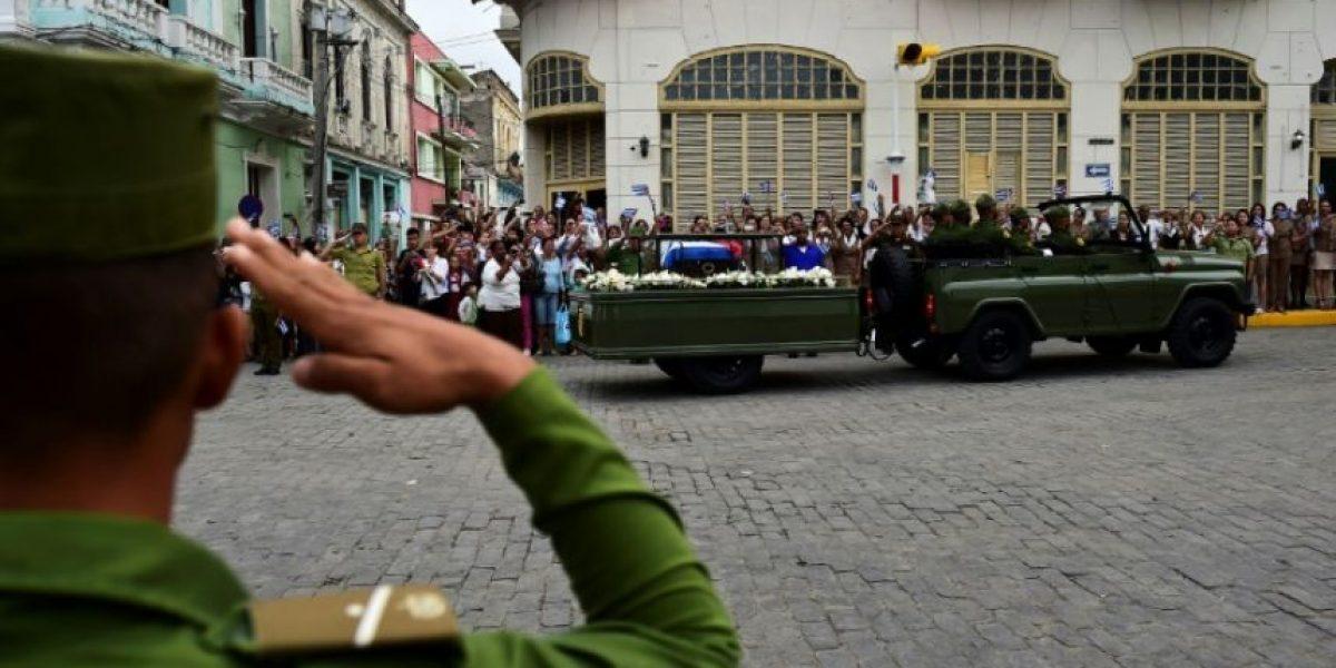 Monteagudo, un curtido soldado que llora la muerte de Fidel