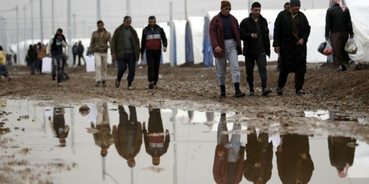 La doble pena de las familias iraquíes desplazadas y separadas en campamentos