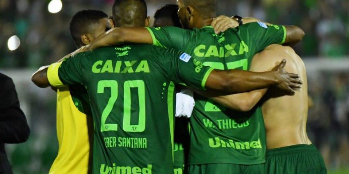 El noble gesto de un club español con el Chapecoense