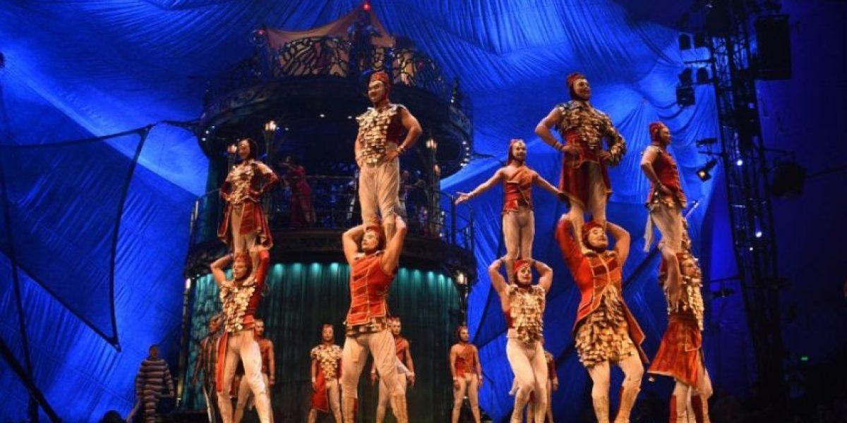 Empleado del Cirque du Soleil muere en