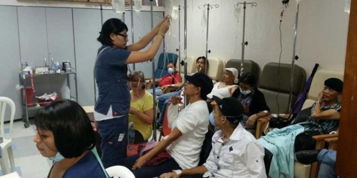 Fundecán entrega remodelaciones y nuevas áreas al San Juan de Dios
