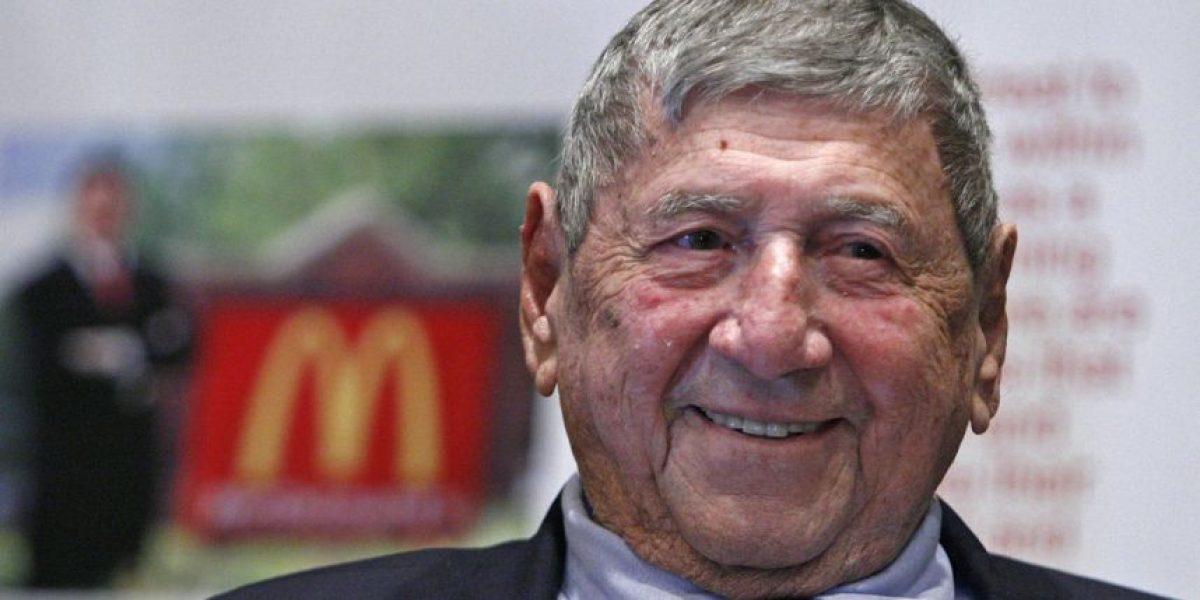 Muere Jim Delligatti, creador del