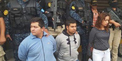 Ligan a proceso a los capturados por secuestro del niño que fue liberado en la zona 4