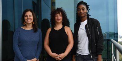 """Nicki Denner, LaFrae Sci y Lakecia Benjamin: """"Estamos felices de poder enseñar jazz en Guatemala"""""""