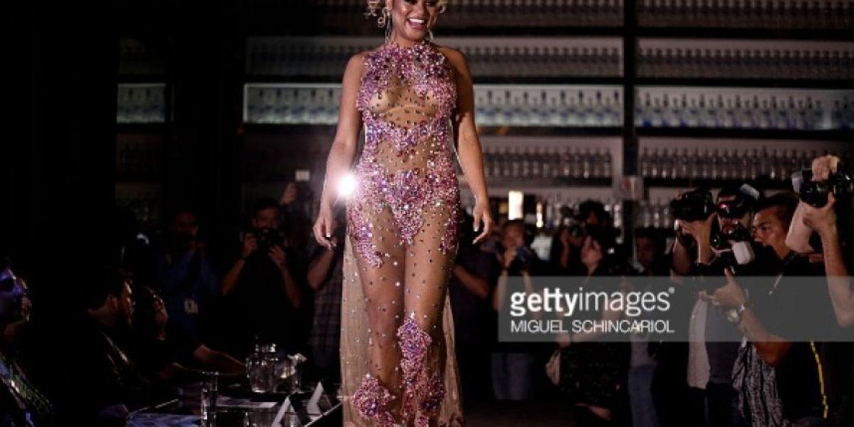 La nueva Miss Bumbum 2016 se quita la ropa y muestra por qué ganó el título