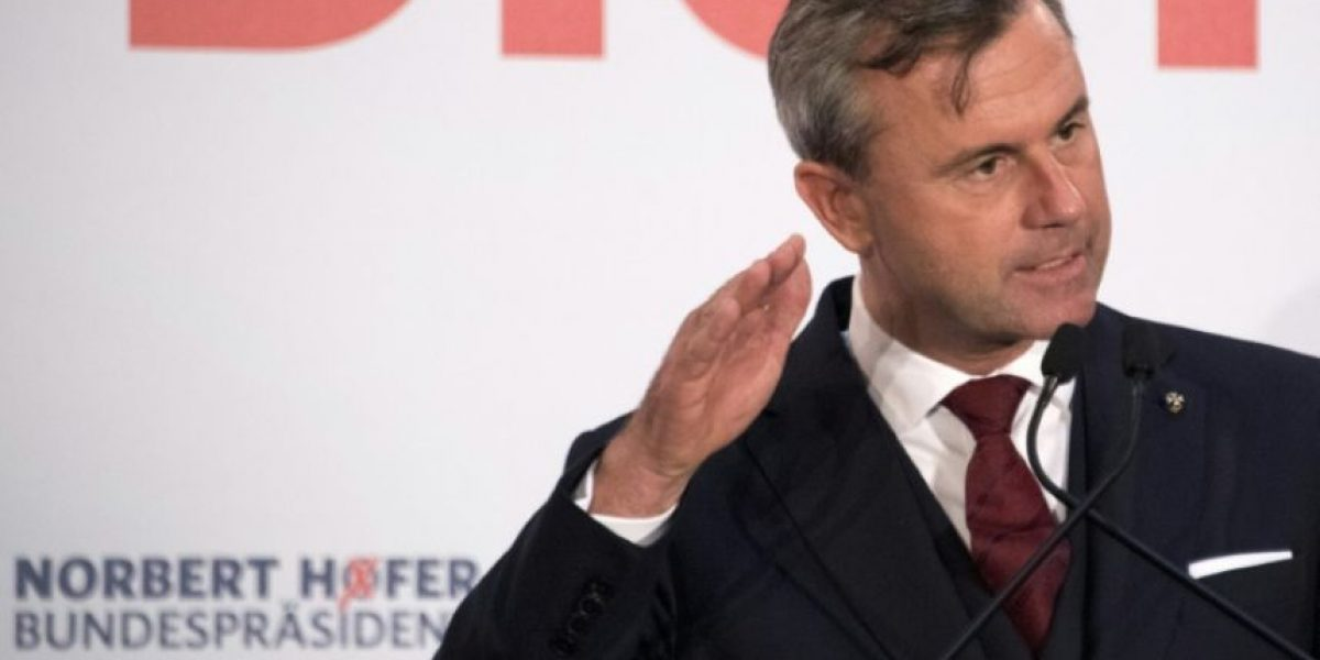 La ultraderecha, a las puertas de la presidencia de Austria