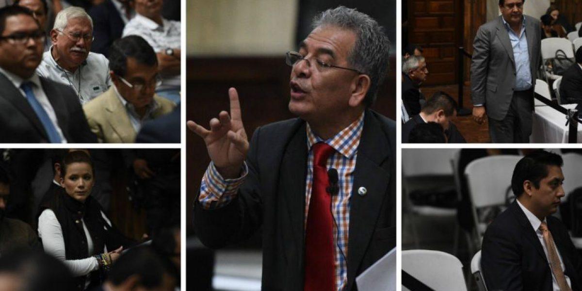 """La Corte de Constitucionalidad realiza audiencia por las apelaciones del caso """"Cooptación del Estado de Guatemala"""""""