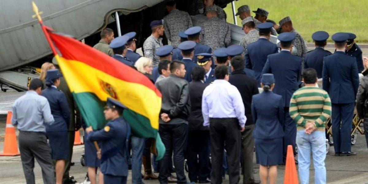 Colombia repatría restos de víctimas de tragedia aérea del Chapecoense
