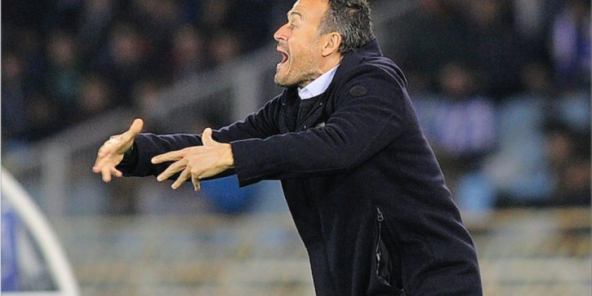 Técnico del Barcelona sorprende con sus declaraciones antes del Clásico