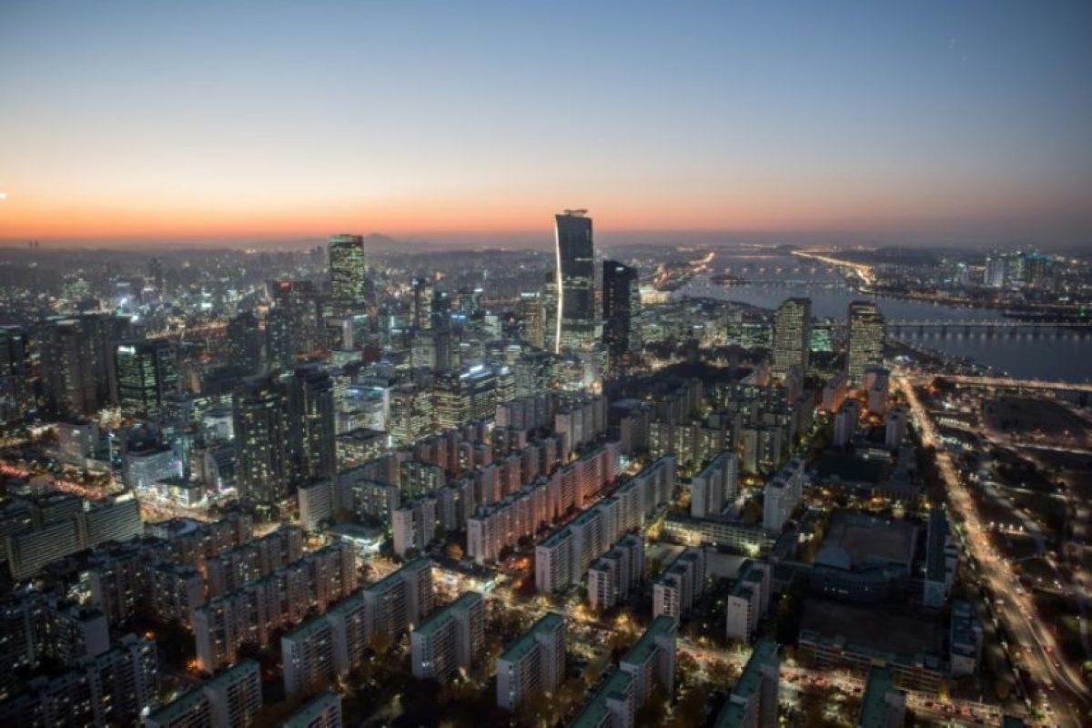 Una vista general de la ciudad de Seúl el 15 de noviembre de 2016 Foto:Ed Jones/afp.com