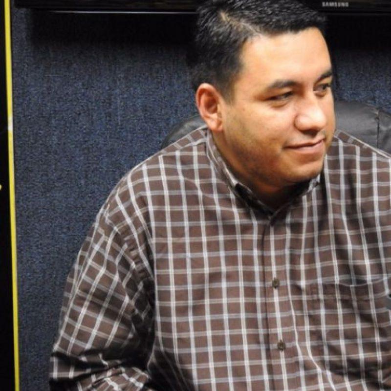 Wilhem Ponciano experto en seguridad vial Foto:Emisoras Unidas