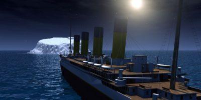 El Titanic renace en China, lejos de los icebergs