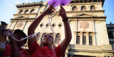 Tradicional vigilia por el VIH