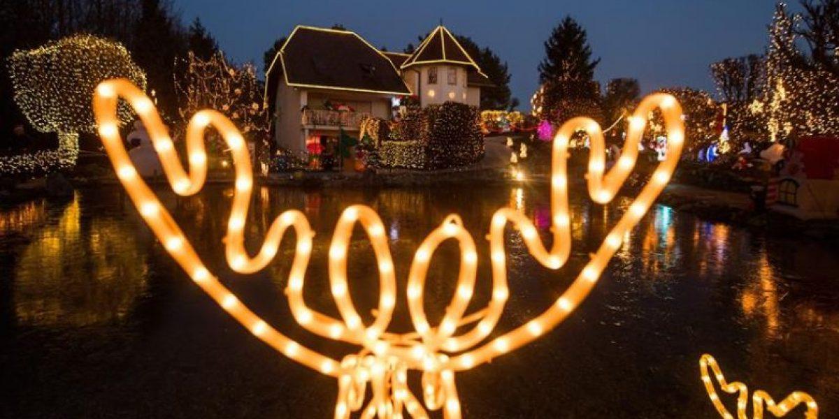 VIDEO. Austria tiene un pueblo con la mayor cantidad de decoración navideña de Europa
