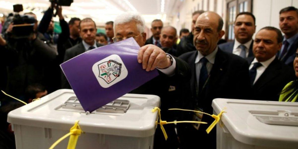 El Fatah elige órganos de gobierno entre especulaciones sobre la sucesión de Abas