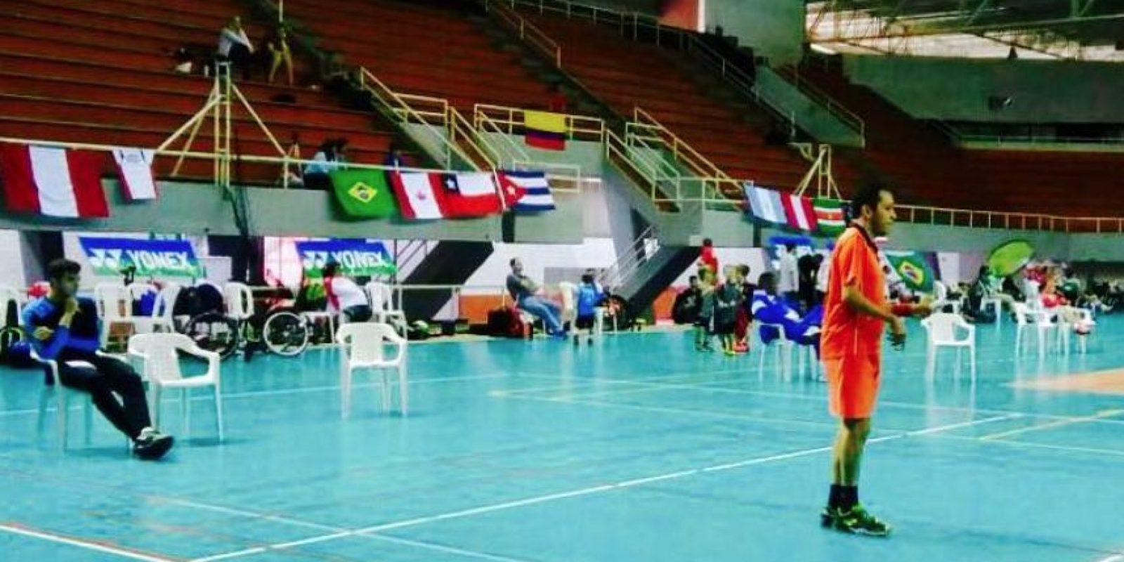 El seleccionado nacional completó con éxito la competencia de sencillos que se disputó en Medellín, Colombia. Foto:Cortesía Raúl Anguiano