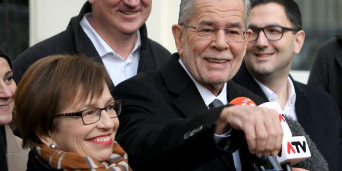 Derrota de la extrema derecha en las elecciones presidenciales de Austria