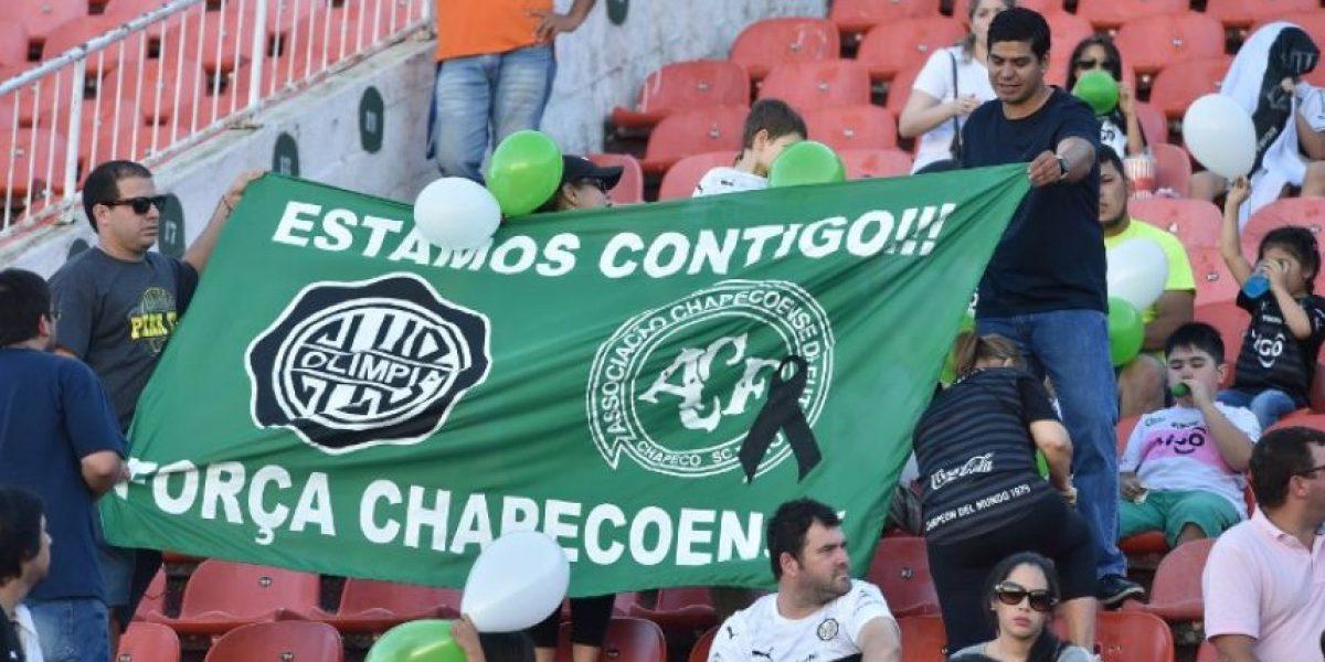 El mensaje de agradecimiento del Chapecoense para el mundo