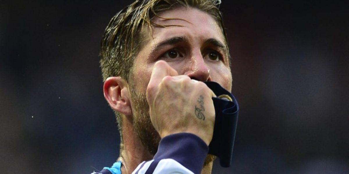 Cuatro goles heroicos de Sergio Ramos para el Real Madrid