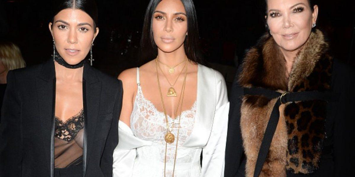 Kim Kardashian celebra el primer año de su hijo con una foto que nadie había visto