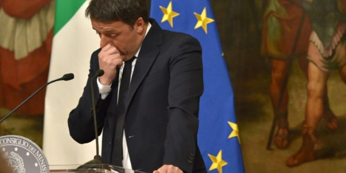 Matteo Renzi, un político impetuoso pero derrotado tras intentar una reforma constitucional