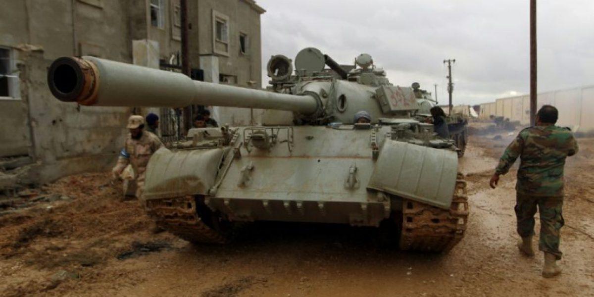 Yihadistas del EI pierden Sirte, su bastión en Libia
