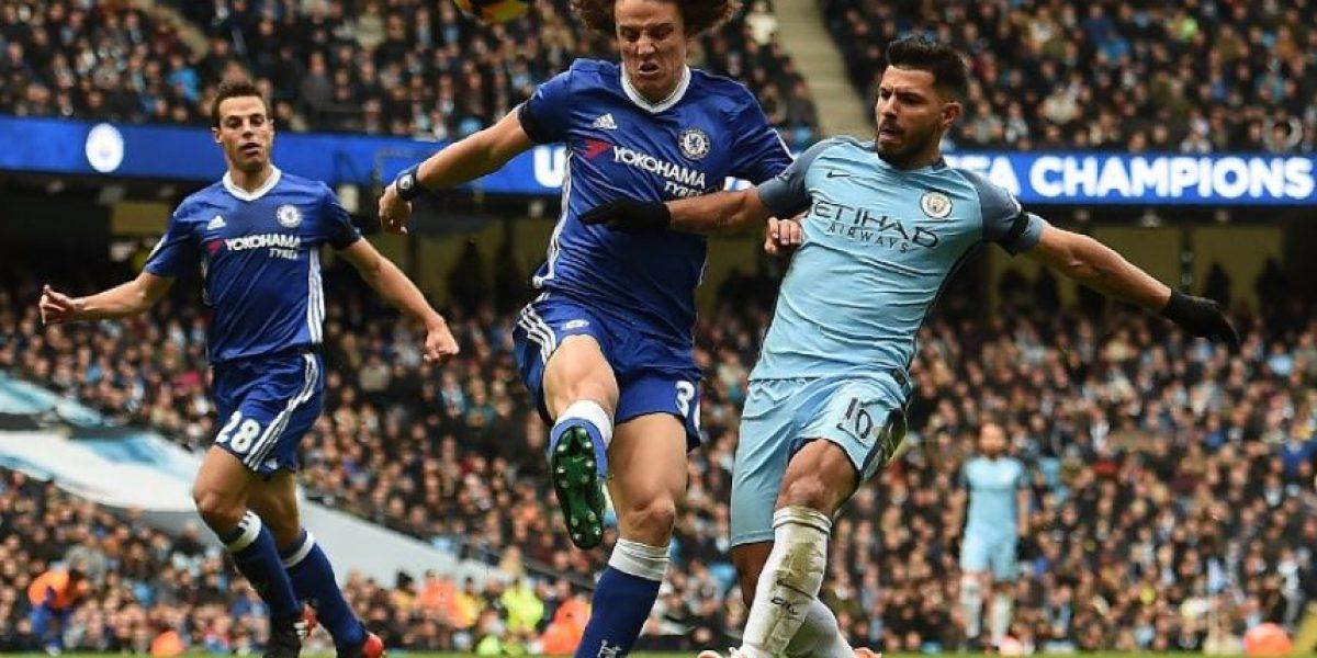 VIDEO. Cuatro partidos de sanción para Agüero por esta brutal entrada a David Luiz