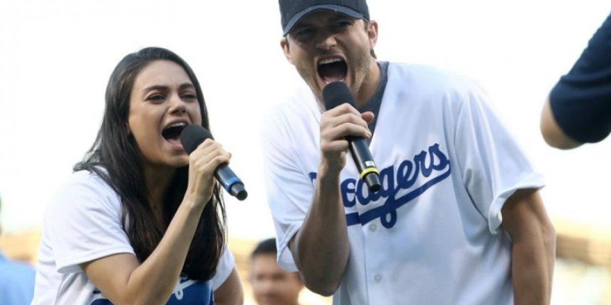 Ashton Kutcher y Mila Kunis revelan nombre de su segundo bebé